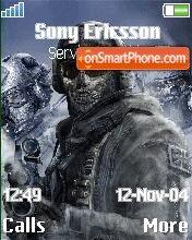 Modern Warfare 2 theme screenshot