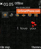 Love 02 es el tema de pantalla
