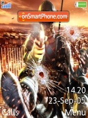 Tom Clancys Rainbow Six Vegas 2 es el tema de pantalla