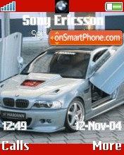 BMW M3 es el tema de pantalla