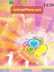 Hearts Theme es el tema de pantalla
