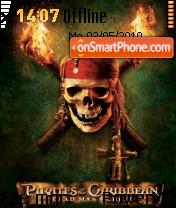 Pirates Logo es el tema de pantalla