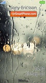 Rainy Mirror es el tema de pantalla
