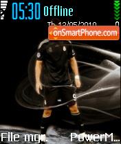 Cristiano Ronaldo 17 es el tema de pantalla
