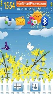 Spring 5th es el tema de pantalla