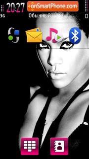 Rihanna 04 theme screenshot