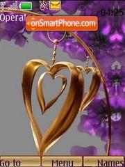 Heart theme screenshot