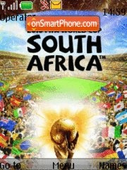 Fifa World Cup 2010 01 es el tema de pantalla