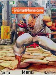 Street Fighter 02 es el tema de pantalla