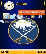 Buffalo Sabres 01 es el tema de pantalla