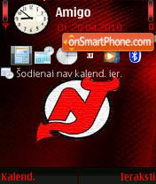 New Jersey Devils 02 es el tema de pantalla