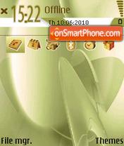 Pastel tema screenshot