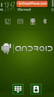 Android 03 theme screenshot