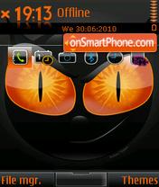 Black Cat 07 es el tema de pantalla