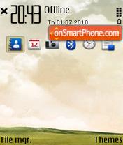 Grasslands (OVI) es el tema de pantalla