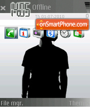 Music 5316 theme screenshot