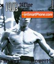 Bruce Lee 04 es el tema de pantalla