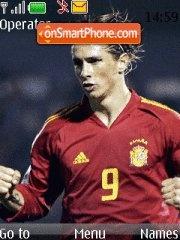Fernando Torres 02 theme screenshot