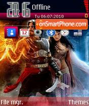 Prince Of Persia 2020 es el tema de pantalla