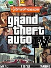Gta Iv 06 es el tema de pantalla