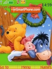 Pooh 04 es el tema de pantalla