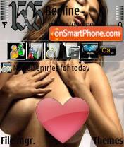 E50 Sexy V2 theme screenshot