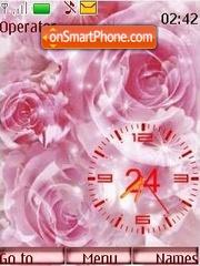 Pink theme screenshot