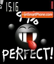 Perfect 02 es el tema de pantalla