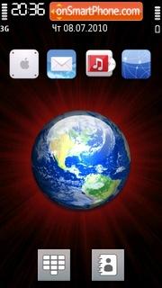 I Phone Style V2 theme screenshot