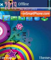 Retro 05 theme screenshot