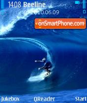 Surfing es el tema de pantalla