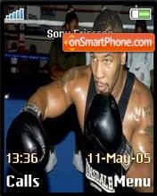 Mike Tyson es el tema de pantalla