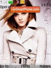 Emma Watson 20 es el tema de pantalla