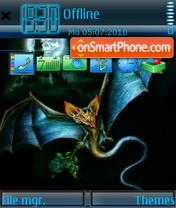 Bat es el tema de pantalla
