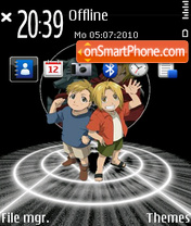 Brother ovi fp1fp2 theme screenshot