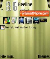 Curtain V1 theme screenshot