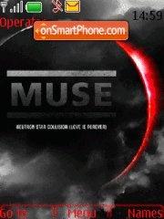 Muse es el tema de pantalla