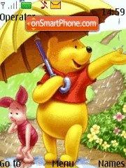 Pooh and piglet 05 es el tema de pantalla