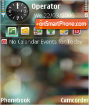 HTC by To theme screenshot