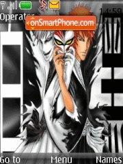 Ichigo Hollow tema screenshot