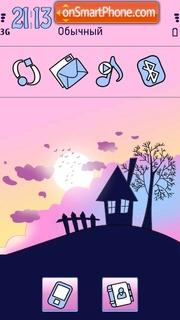 Pink House es el tema de pantalla