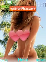 Nude girls6 theme screenshot