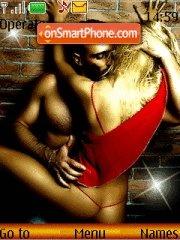 Hot Kiss Theme theme screenshot