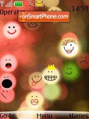 Emotions 01 es el tema de pantalla