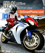 Bike 11 es el tema de pantalla