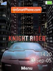 Knight Rider es el tema de pantalla
