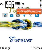 Together forever 03 es el tema de pantalla