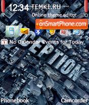 Inception 04 es el tema de pantalla