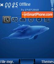 Dolphins 07 es el tema de pantalla
