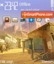 Egypt 04 es el tema de pantalla